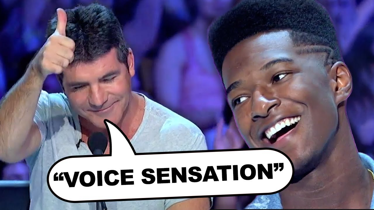 Download Willie Jones STUNS Simon Cowell In Pitch Perfect Performance!