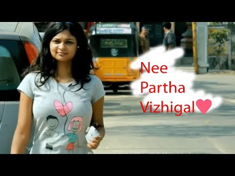 Touching Love Story Of A Couple's Relationship - Tamil Romantic Short Film - Nee Partha Vizhigal