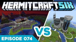 Hermitcraft VI 074   THE FINAL BATTLE ⚔️   A Minecraft Let's Play
