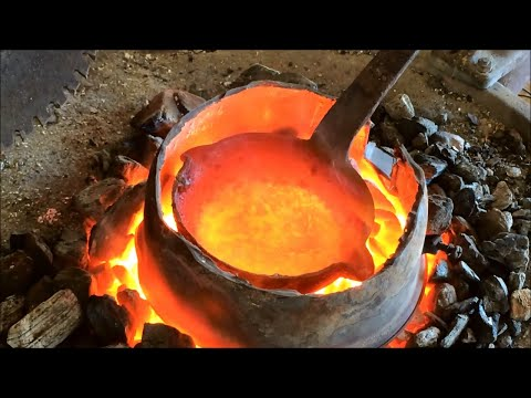 Melting salt & glass pt.1