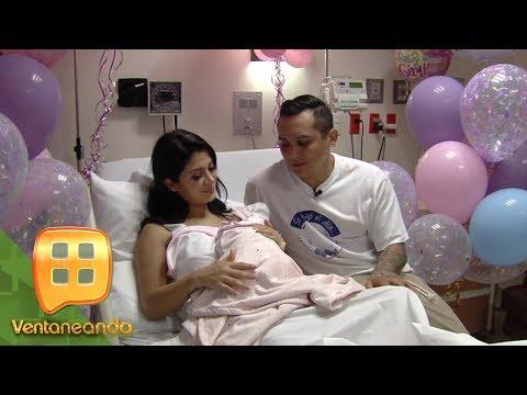¡Edwin Luna se convirtió en papá de una niña! | Ventaneando
