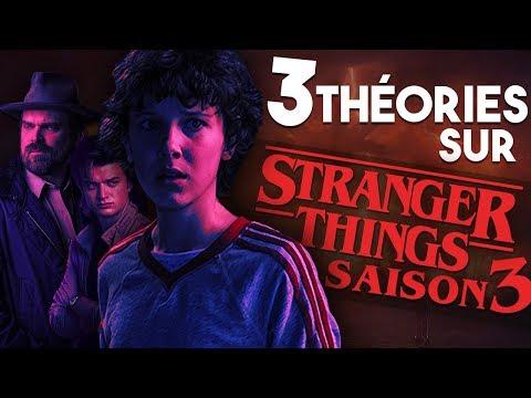 3 THÉORIES sur la SAISON 3 de STRANGER THINGS
