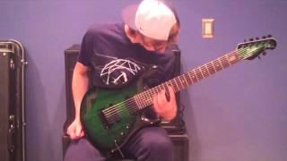 Angel Vivaldi - A Mercurian Summer (Guitar Cover)