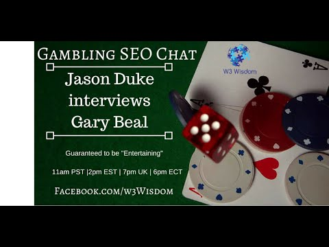 SEO, Gary Beal interviewed by Jason Duke as we talk about Search Engine Optimization