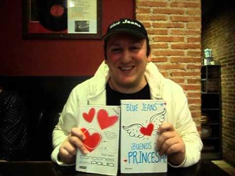 Blue Jeans autor de la trilogía CPP y ¡Buenos días, Princesa!