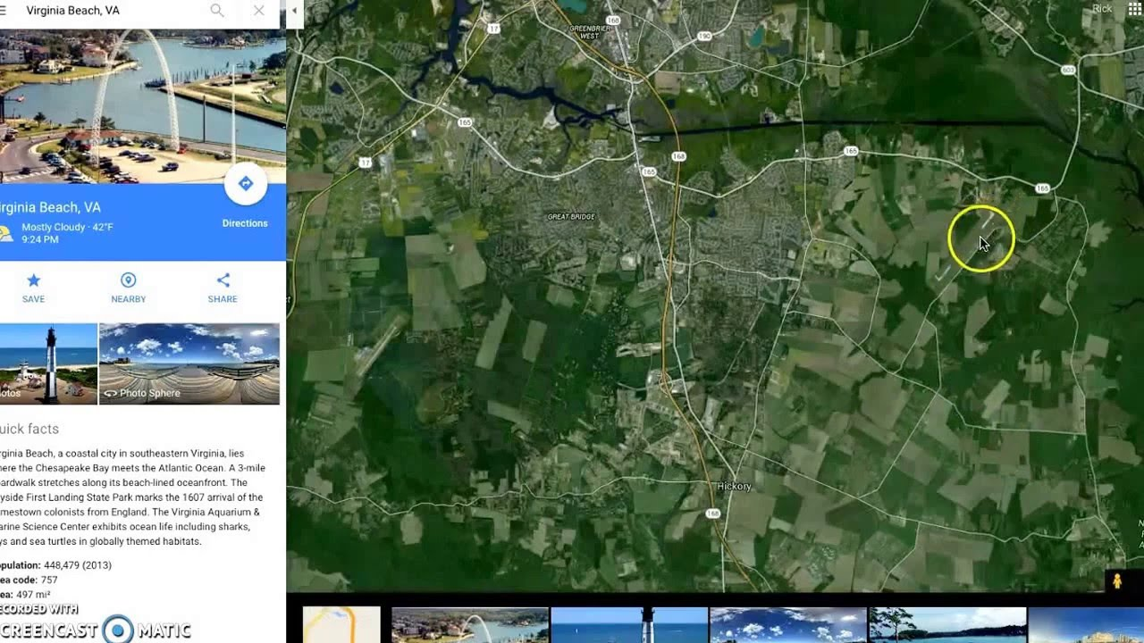 Coastal Virginia Map.Coastal Virginia Lifestyle Coastal Living In Virginia Beach And Chesapeake