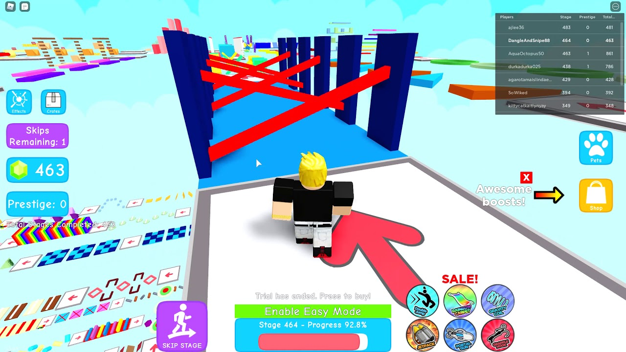 level up roblox id