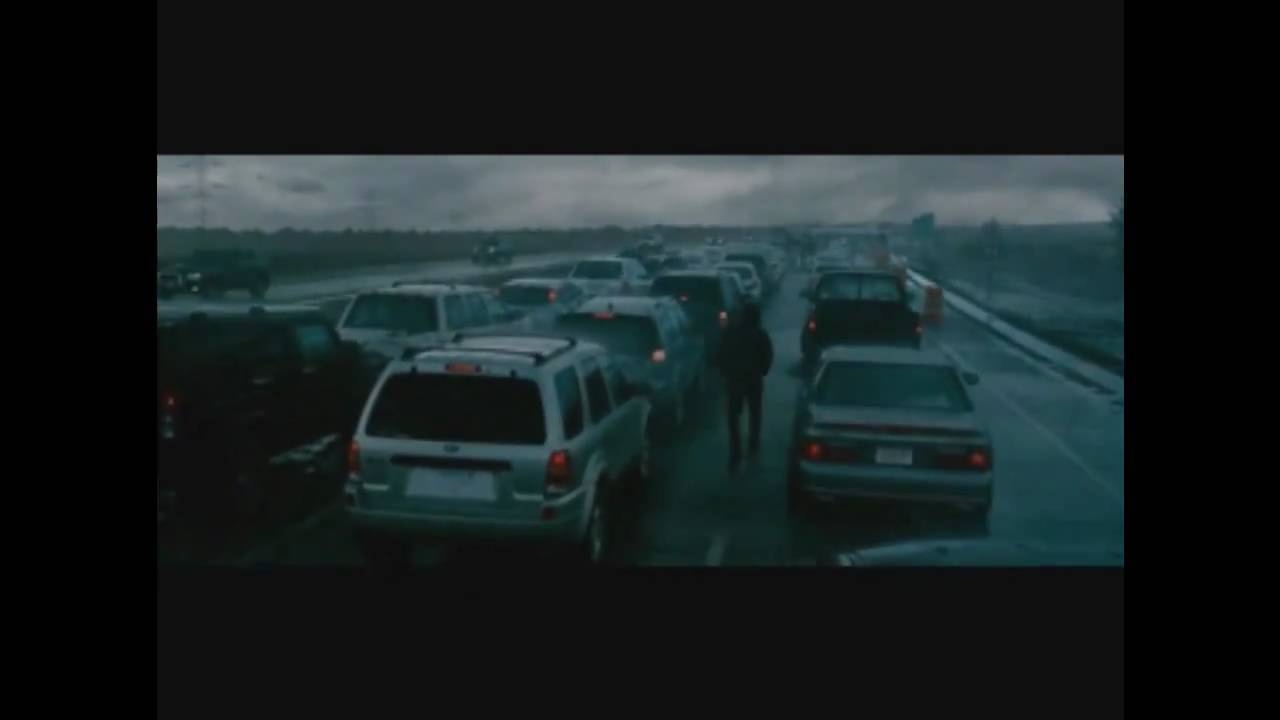 映画【ノウイング】 飛行機事故 - YouTube