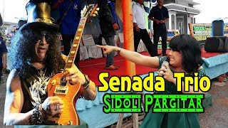 Download Mp3 Senada Trio Terbaru - Sidoli Pargitar   Live Show