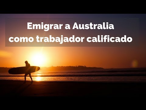 Emigrar a Australia como trabajador calificado (Skilled Independent visa)
