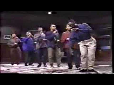 Take 6 - Get Away Jordan Live (ca. 1989)