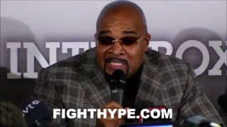 LEONARD ELLERBE ON FLOYD MAYWEATHER EVER FIGHTING CONOR MCGREGOR: