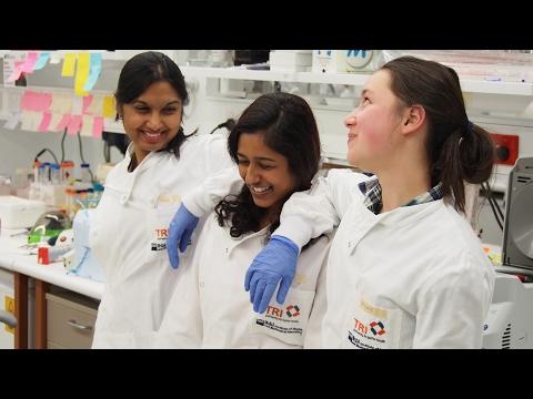 QUT High School Research Internships program