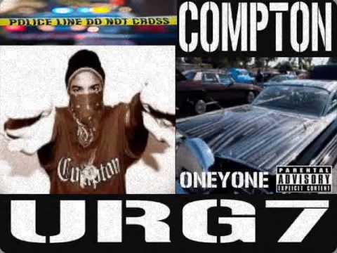 NEW URG7 N ONEYONE ''COMPTON'' STR8HOOD...