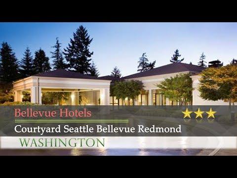 Courtyard Seattle Bellevue Redmond - Bellevue Hotels, Washington