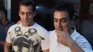 Salman Khan Confesses Dangal Better Than Sultan | Aamir Khan & Salman Khan Conversation