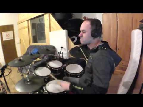 Space truckin - Drum Cover