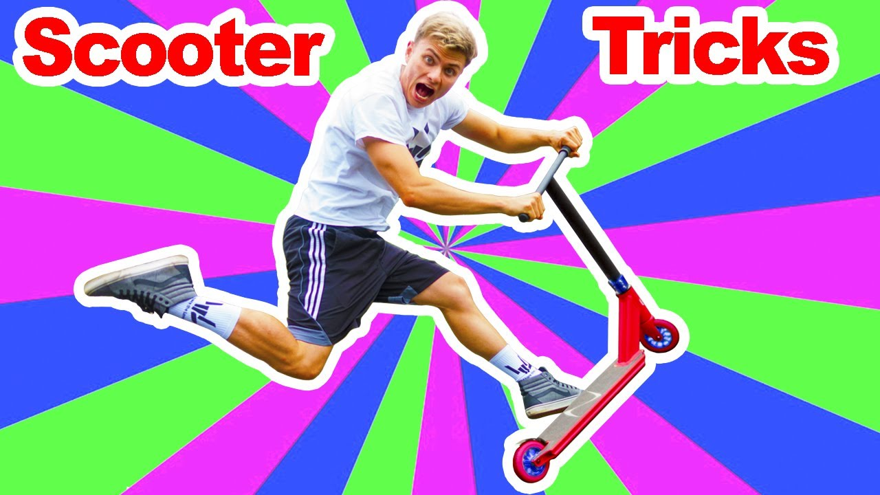 WORLD'S CRAZIEST FINGER SCOOTER TRICKS 2017!!! - YouTube
