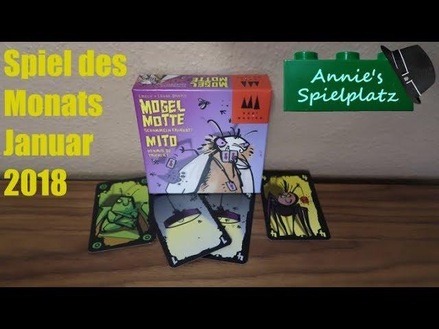Mogel Motte Kartenspiel Von Drei Magier Youtube