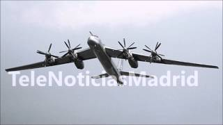 EE UU  intercepta seis aviones militares rusos cerca de Alaska