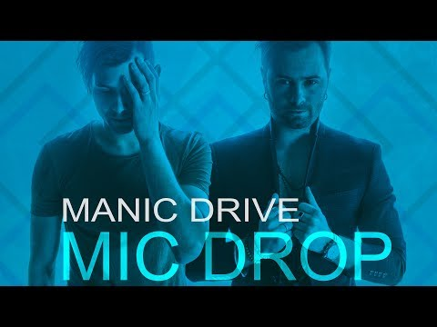 Manic Drive - Mic Drop (Lyric Video)