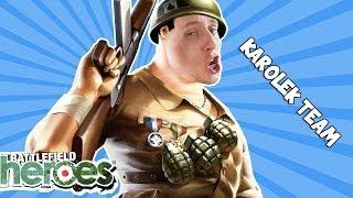JA PITOLE, 2 KAROLE! - Battlefield Heroes