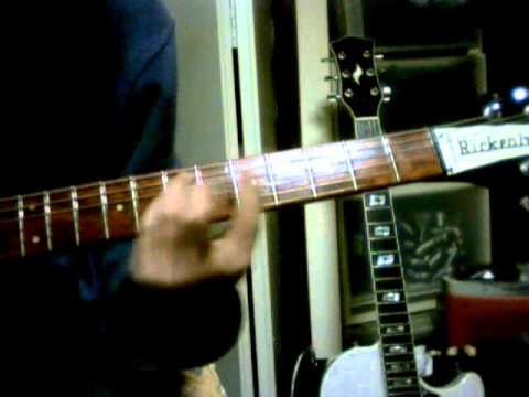 Guitar Chord Demo Young Marble Giants Brand New Life Youtube