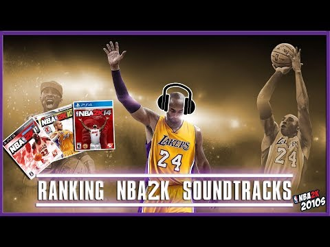 Nba 2k17 музыка из игры
