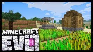 I FOUND A VILLAGE  KIND OF - Minecraft Evolution SMP - 32