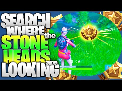 """""""Search Where The Stone Heads Are Looking"""" - Week 6 Hidden Star Location"""