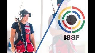 Trap Mixed Team Final - 2018 ISSF World Cup Stage 6 in Tucson (USA)