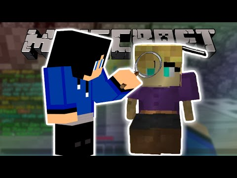 Minecraft: SOLVING A MURDER! - Detective Dan Custom Map!