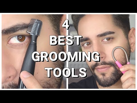 must-have-grooming-tools-for-men---grooming-kit-for-men---clarasonic,-eye-brow-shaping-✖-james-welsh