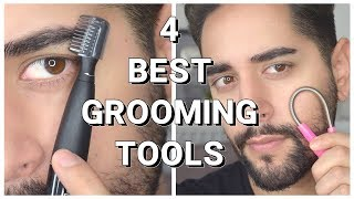 Must Have Grooming Tools For men - Grooming Kit For Men - Clarasonic, Eye Brow Shaping ✖ James Welsh