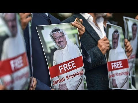 Shocks sweep the world after Saudi journalist's death