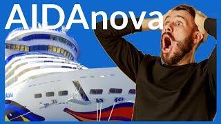 AIDAnova - TOP10 spektakulärste Neuerungen - Döner an Bord? Was ist neu und kommt 2018 - AIDA Tipps