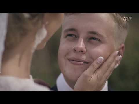 Anelija & Andrzej Ištrauka Iš Vestuvinio Filmo