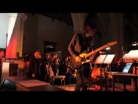 Jonny Greenwood & LCO Soloists @ St John The Evangelist Church, Oxford, 21/02/15