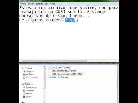 Descargar IOS CISCO / Download IOS CISCO
