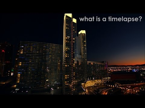 What is a Timelapse?