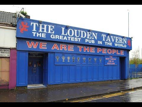 Celtic Vs Rangers: Sanity Over Sectarianism Pt.3: The Louden Tavern.