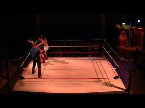 Michael Knight vs. Espen Olsen @ Pro Wrestling Fighters