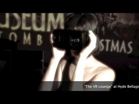 Virtual Reality Festival presents the VR LOUNGE NAB Part Two