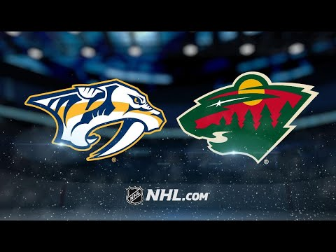 Zucker, Wild complete late comeback against Predators