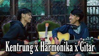 WONG SEPELE Cover Versi Kentrung x Gitar x Harmonika ft Fadzikri Rizky Aziz (Imam Muchie)