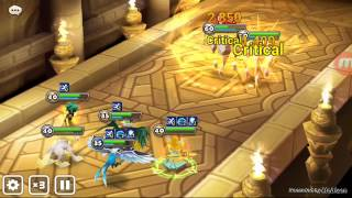 auto dragon b7 summoner war