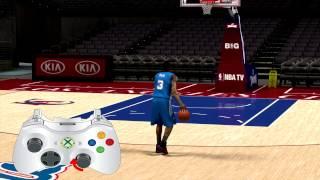 NBA 2K14 : Les 5 dribbles à connaître