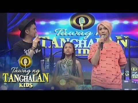 Tawag ng Tanghalan Kids: Vice shares his family background