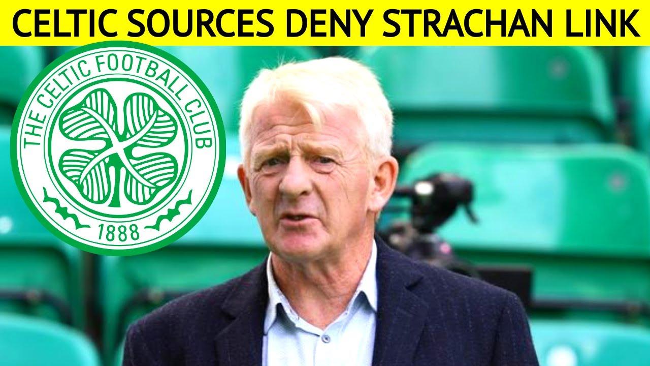 celtic SOURCES DENY gordon strachan director of football links