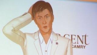 弘兼憲史さんの人気マンガ「島耕作」シリーズの主人公で、TECOT会長に就...